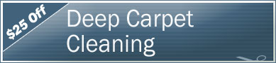 Cleaning Coupons | $25 off deep cleaning | Manhattan Carpets